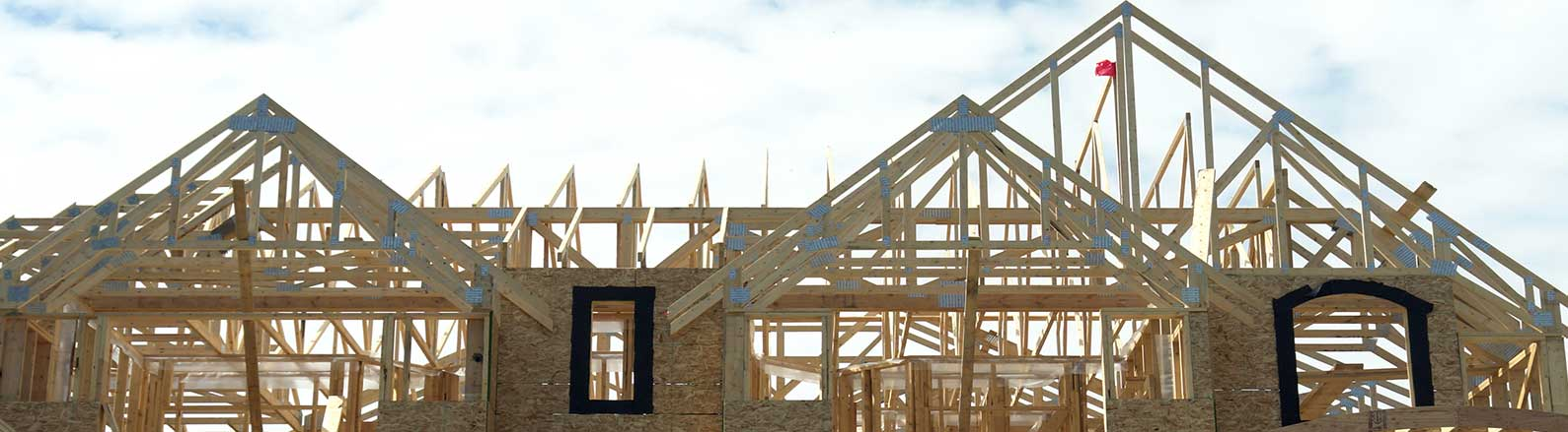 timber frames and trusses